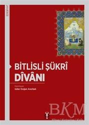DBY Yayınları - Bitlisli Şükri Divanı