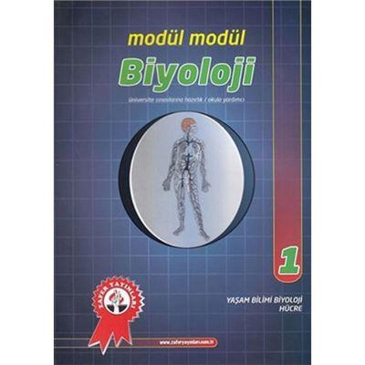 Biyoloji Modül Modül 1 Yaşam Bilimi Biyolojisi Hücre Zafer Yayınları