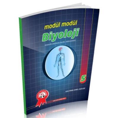 Biyoloji Modül Modül 5 Kalıtımın Genel İlkeleri Zafer Yayınları