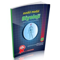Zafer Dershaneleri Yayınları - Biyoloji Modül Modül 8 İnsan Fizyolojisi Zafer Yayınları