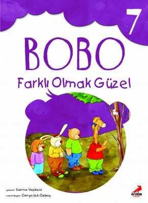 Bobo Masal Seti - Farklı Olmak Güzel