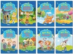 Koloni Çocuk - Bol Bol Fıkra ve Masallar Seti 8 Kitap Takım