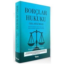 Temsil Kitap - Borçlar Hukuku - Özel Hükümler