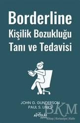 Pusula Yayıncılık - Borderline Kişilik Bozukluğu Tanı ve Tedavisi