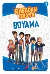 Erdem Çocuk - Boyama 1 - Rafadan Tayfa