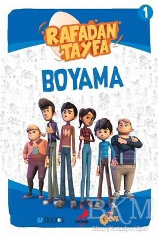 Boyama 1 Rafadan Tayfa Bkmkitap Com