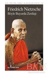 İlgi Kültür Sanat Yayınları - Böyle Buyurdu Zerdüşt