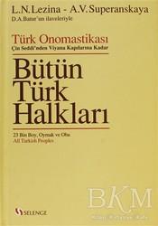 Selenge Yayınları - Bütün Türk Halkları