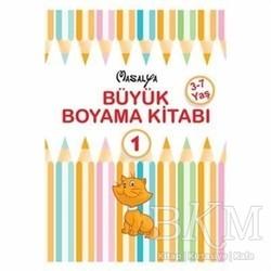 Masalya Yayınları - Büyük Boyama 1