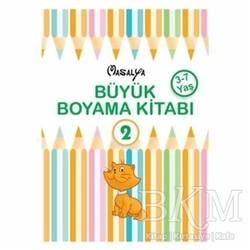 Masalya Yayınları - Büyük Boyama 2