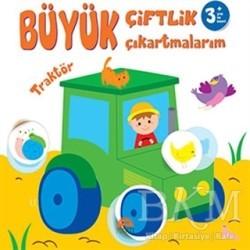Martı Çocuk Kulubü - Büyük Çiftlik Çıkartmalarım - Traktör