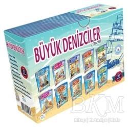Maviçatı Yayınları - Büyük Denizciler Seti (10 Kitap Takım)