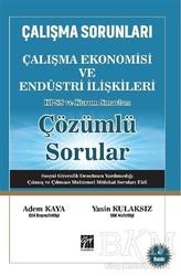 Gazi Kitabevi - Sınav Kitapları - Çalışma Ekonomisi ve Endüstri İlişkileri
