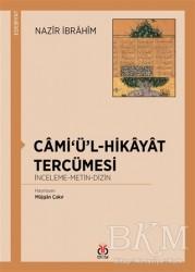DBY Yayınları - Cami'ü'l-Hikayat Tercümesi