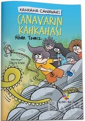 Eğiten Kitap Çocuk Kitapları - Canavarın Kahkahası - Kahkaha Canavarı