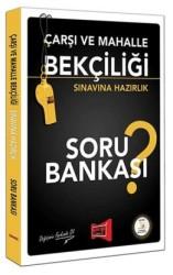 Yargı Yayınları - Çarşı ve Mahalle Bekçiliği Sınavına Hazırlık Soru Bankası Yargı Yayınları