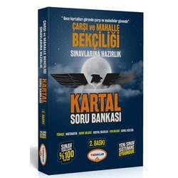 Yediiklim Yayınları - Çarşı ve Mahalle Bekçiliği Sınavlarına Hazırlık Kartal Soru Bankası Yediiklim Yayınları