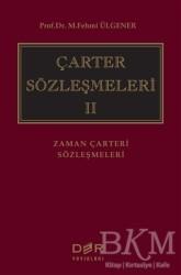 Der Yayınları - Çarter Sözleşmeleri 2