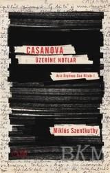 Aylak Adam Kültür Sanat Yayıncılık - Casanova Üzerine Notlar