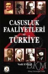 Bilge Karınca Yayınları - Casusluk Faaliyetleri ve Türkiye