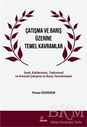 Kriter Yayınları - Çatışma ve Barış Üzerine Temel Kavramlar