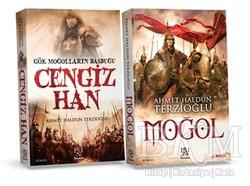 Panama Yayıncılık - Cengiz Han Seti (2 Kitap Takım)
