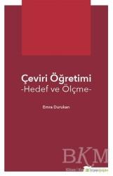 Hiperlink Yayınları - Çeviri Öğretimi