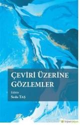 Hiperlink Yayınları - Çeviri Üzerine Gözlemler