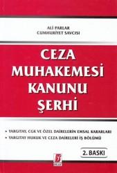 Bilge Yayınevi - Ceza Muhakemesi Kanunu Şerhi