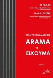 Aristo Hukuk Yayınevi - Ceza Yargılamasında Arama ve Elkoyma