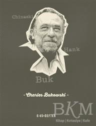 Altıkırkbeş Yayınları - Charles Bukowski Kare Defter