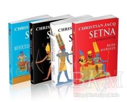 Nemesis Kitap - Christian Jacq Seti (4 Kitap Takım)