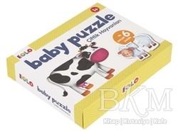 Eolo Yayıncılık - Çiftlik Hayvanları - Baby Puzzle
