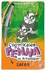 Timaş Çocuk - Çılgın Kalem Penna ve Arkadaşları Safari Gezisinde
