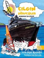 Artemis Yayınları - Kerberos'un Gizemi - Çılgın Sörfçüler 3
