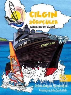 Kerberos'un Gizemi - Çılgın Sörfçüler 3