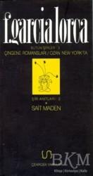 Çekirdek Yayınları - Çingene Romansları Ozan New York'ta Bütün Şiirler 3
