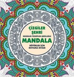 Anonim Yayıncılık - Çizgiler Şehri - Mandala