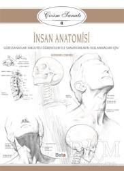 Beta Kitap - Çizim Sanatı 6 - İnsan Anatomisi