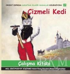Orient Express - Çizmeli Kedi Çalışma Kitabı