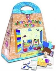 Gordion Games - Çocuk Odası - Eğitim Destekçisi Puzzle