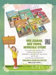 Kültür A.Ş. - Çocuk Oyunları Seti (5 Kitap Takım)