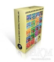 Ekinoks Yayın Grubu - Çocuklar için Çoklu Zeka Seti (19 Kitap Takım)