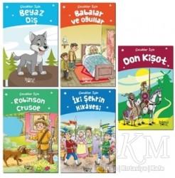 Koloni Çocuk - Çocuklar İçin Dünya Klasikleri Seti 5 Kitap Takım