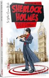 Ren Kitap - Çocuklar İçin Sherlock Holmes - Kızıl Çember