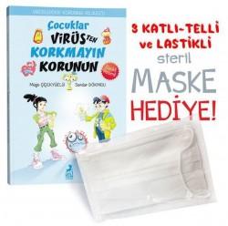 Ren Kitap - Çocuklar Virüsten Korkmayın Korunun