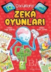 Ren Kitap - Çocuklara Zeka Oyunları
