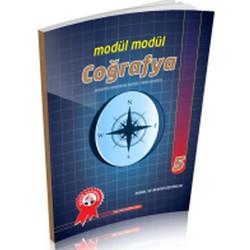 Zafer Dershaneleri Yayınları - Coğrafya Modül Modül 5 Doğal ve Beşeri Sistemler Zafer Yayınları