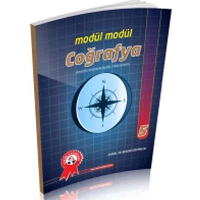 Coğrafya Modül Modül 5 Doğal ve Beşeri Sistemler Zafer Yayınları