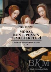 Eğitim Yayınevi - Ders Kitapları - Çok Sesli Batı Müziğinde Yazım ve Analiz Cilt 3: Modal Kontrpuanın Temel İlkeleri